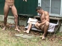Jerking twins fragment 3