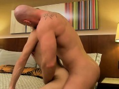 Sexy twink Ryker Madison gets destroyed by hot hunk Mitch