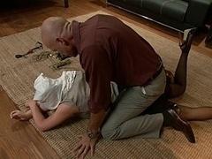 Садо мазо, Большие сиськи, Брутальный секс, Доминирование, Экстремальный секс, Секс без цензуры, Унижение, Наказание