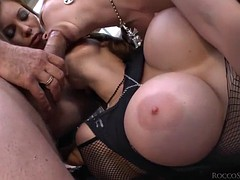 aletta ocean and donna bell have fun (anal+cumshot)
