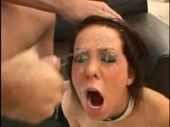 harder's facial cumshot compilation 6