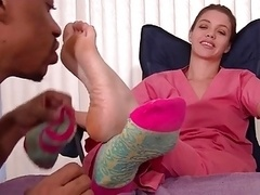 Perfect Feet Worshiped