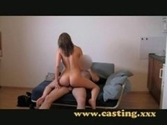 Casting - Backdoor And also Sticky creampie For Med Student