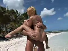 britney anal on the beach