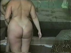 Толстушки, Домашнее видео, Русские