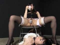 japanese female domination