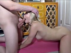Step Mum & Stepson Sex