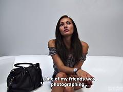 Nice Girl Shows Her Glamorous Body
