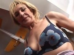 Анальный секс, Милф, Мамочка