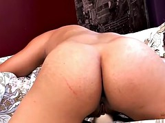 Millie Stone humps that vibrator oh so nicely