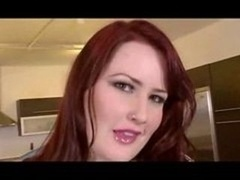 Aroused Redhead Bbw