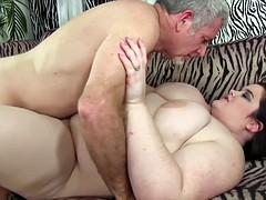 Gorda, Sexo duro