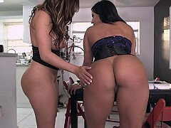 Stunning big ass Latinas