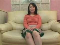 49yr old Japanese Granny Likes to Taste Spunk (Uncensored)