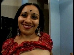 Indian babe banged hard