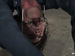 bondage fun with a dominant asian babe