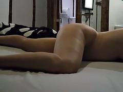 amateur latin sexy couple havig nice sex