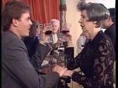 Oma three-way Fist, Backdoor at dinnerroom by fdcrn