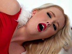 Samantha Rone - Great gift from Santa Claus