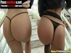 Monster Curves - Alexis Texas And additionally Jada Stevens - totally hardcore