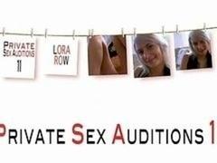 Casting - Bulgarian Hottie Lora Row