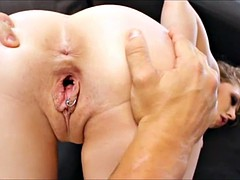 I'd like to lick her pussy and