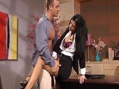 India Summer is in a episode with some hot giving head and also having an intercourse