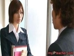 Akari Asahina Japanese teacher is ready piece6