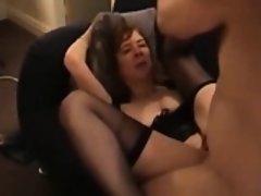 Wife cuckold gangbang