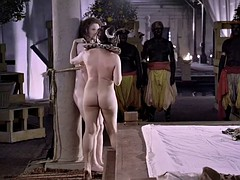 Anne Louise Hassing nude - Goltzius and the Pelican Company