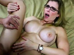 Big Tits Stepmom Caught By Stepson And She Pa
