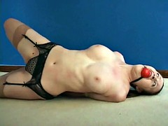 Serene Isley Hogtied