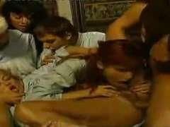 Total Video - Karen Lancaume.The five Newbies.1997.by arabwy