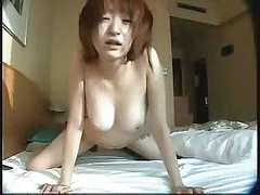Japanese bigboobs babe fucking in doggystyle