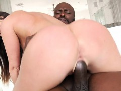 Brittany Shae takes huge black meat