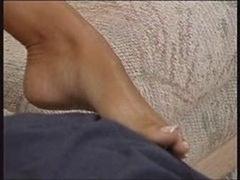 Long Slim Feet