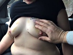 Ocean sucking dick and spitting