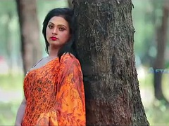 bengali beautiful lady body show