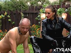 mistress gets feet licked bdsm movie 2